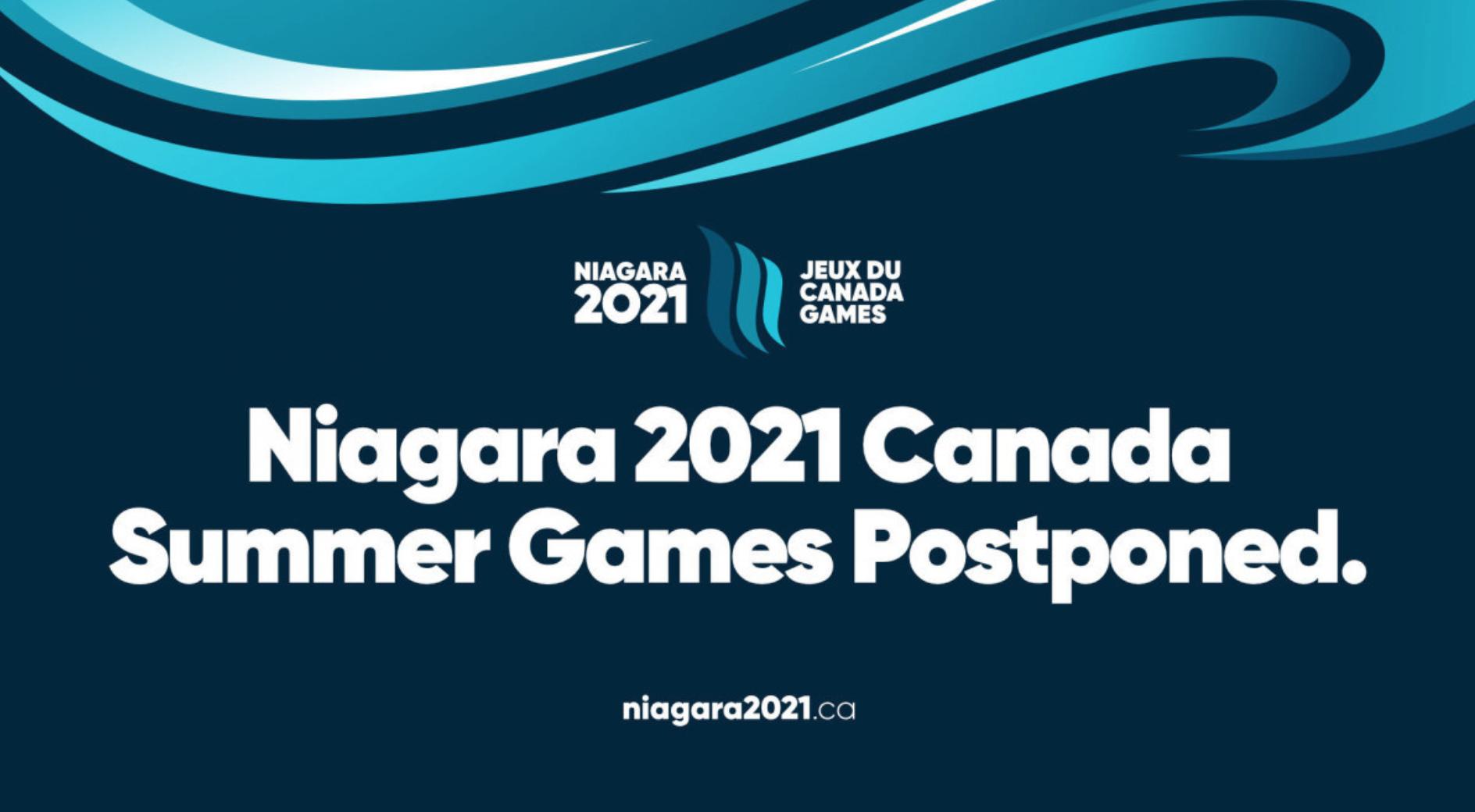 Les Jeux du Canada remis à 2022