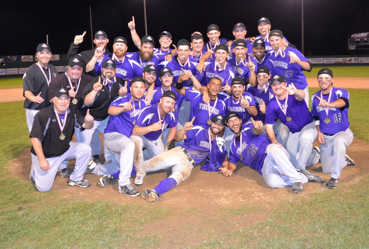 Baseball Canada Championships: Three more teams earn gold!