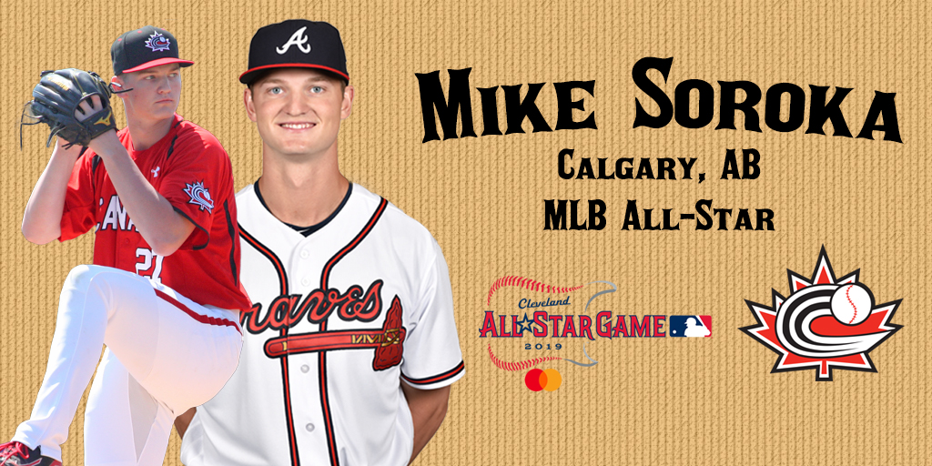 Soroka named National League All-Star