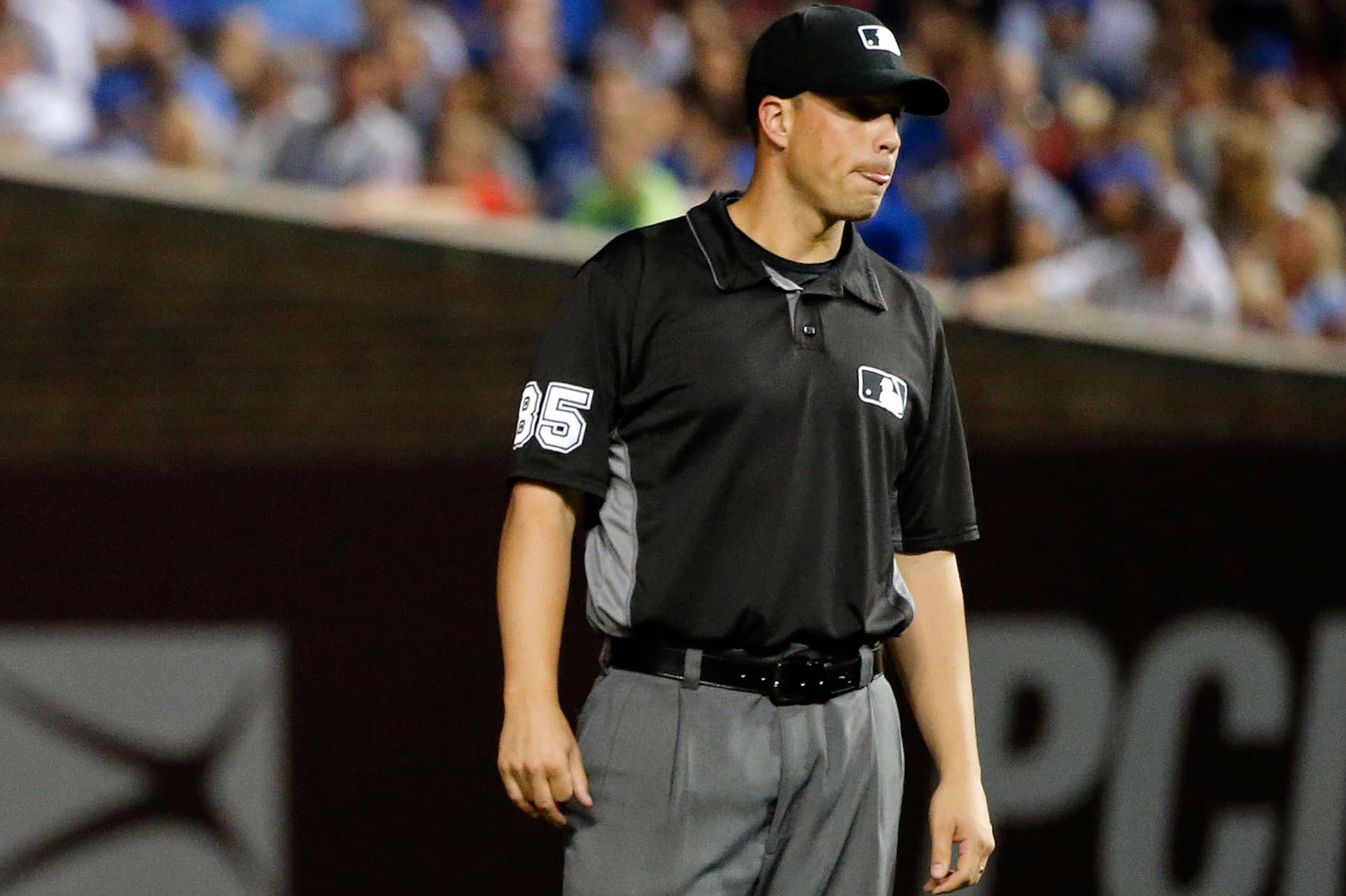 Umpire Stu Scheurwater hired full-time by Major League Baseball
