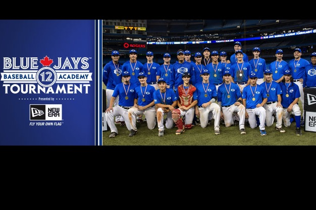 Third Annual Tournament 12 Presented by New Era Returns to Rogers Centre in September!