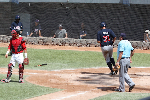 18U Pan Ams: USA too much for Canada