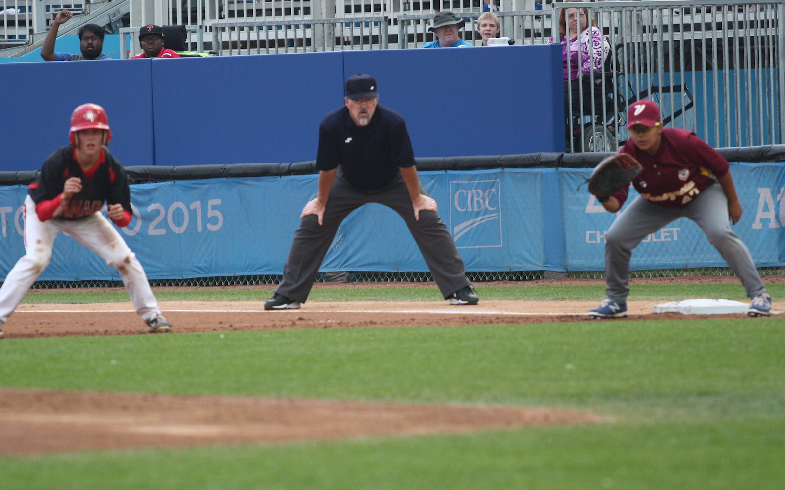Canadian umpires making international mark
