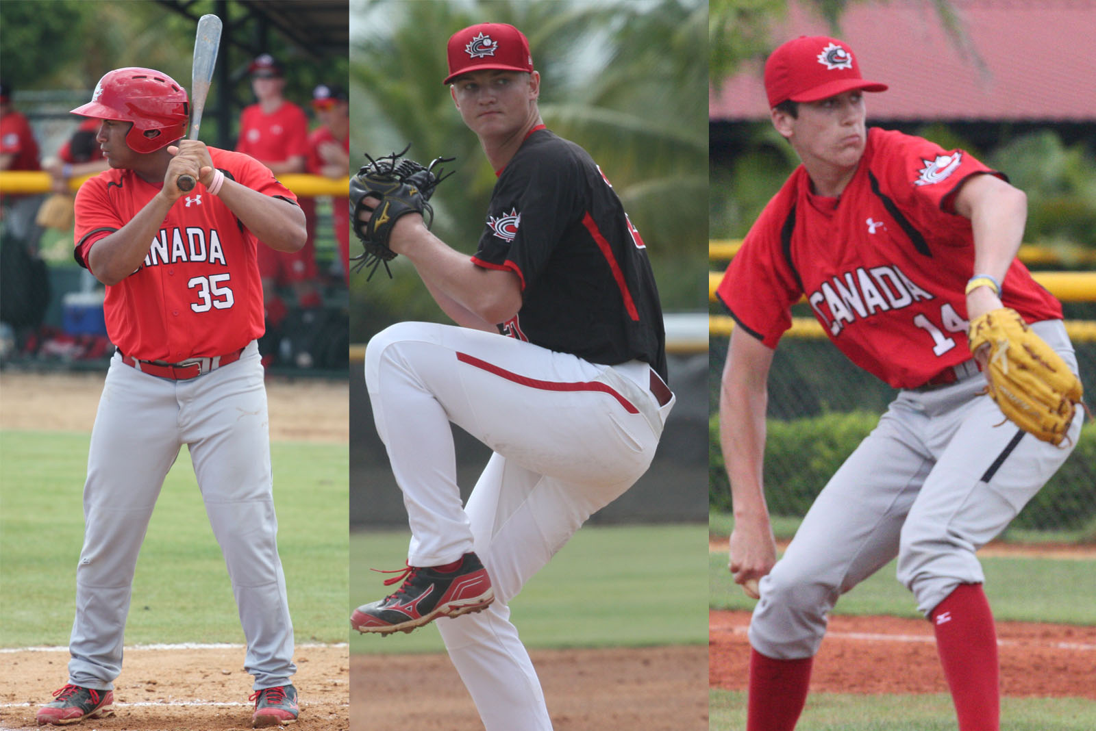 Naylor, Quantrill, Soroka named to Futures Game