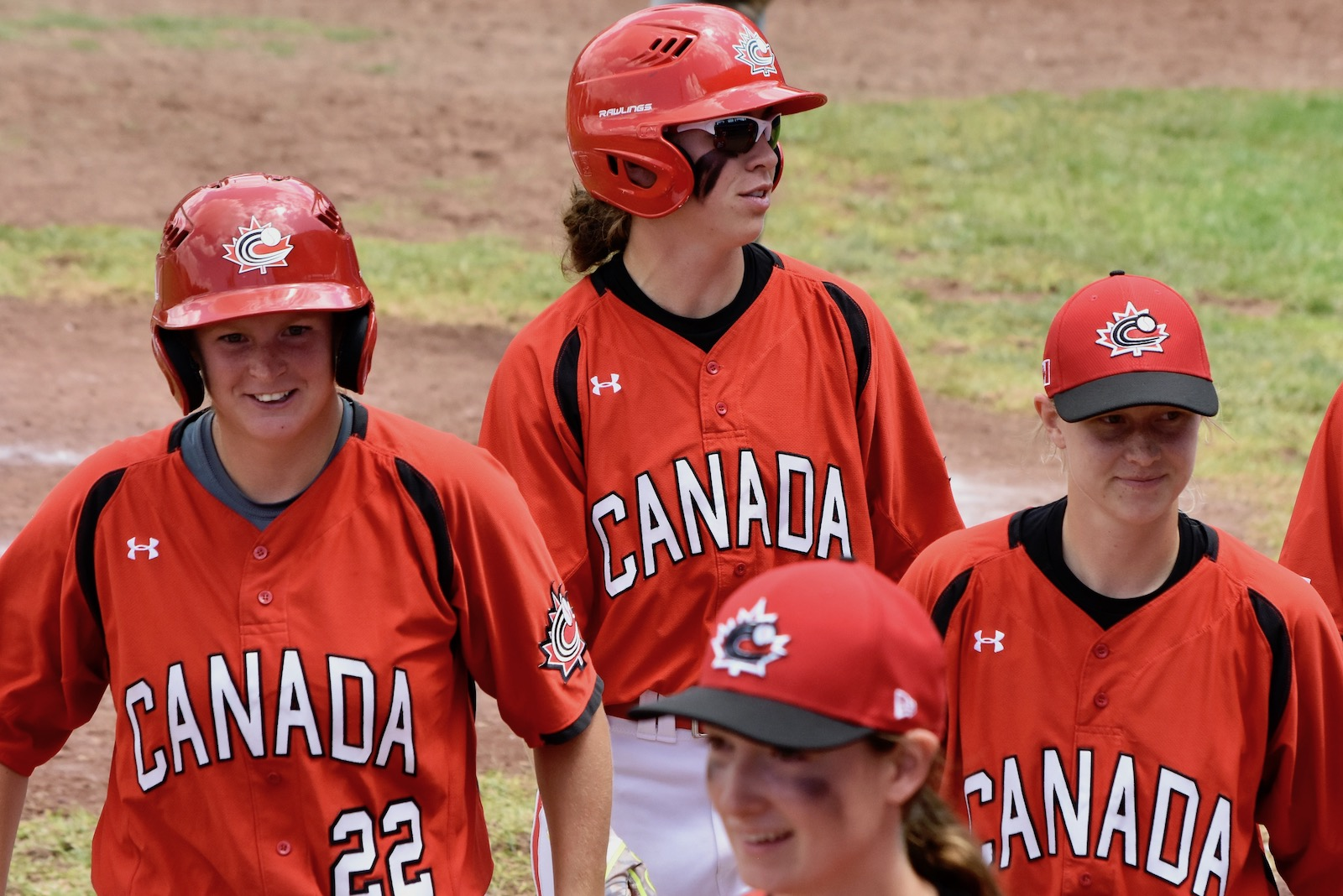 Women's World Qualifier: Canada launches two homers but falls to Venezuela