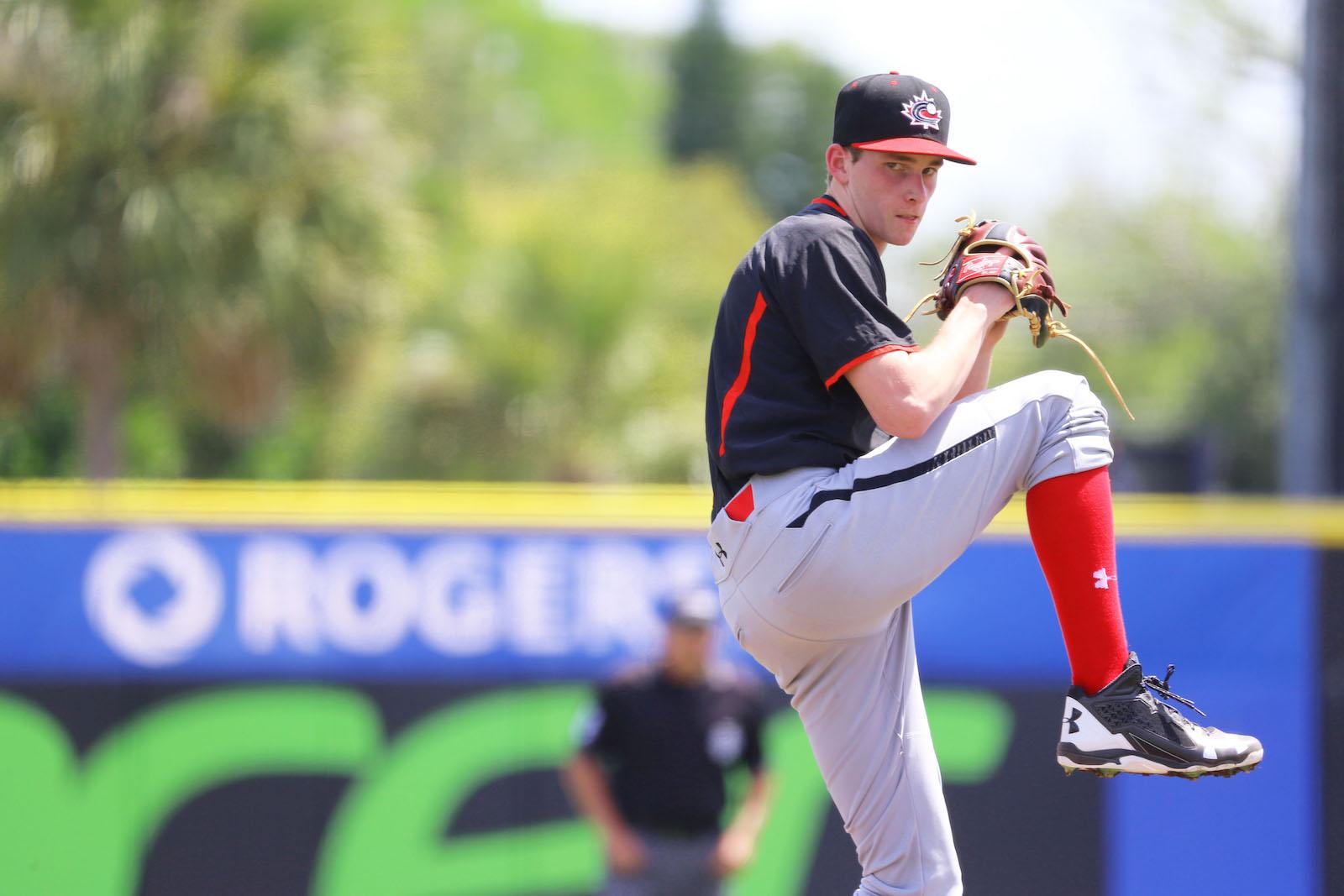 Baseball Canada announces Junior National Team Extended Spring Training roster