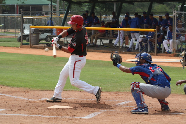 Yerzy qualifies for MLB High School Select Home Run Derby final