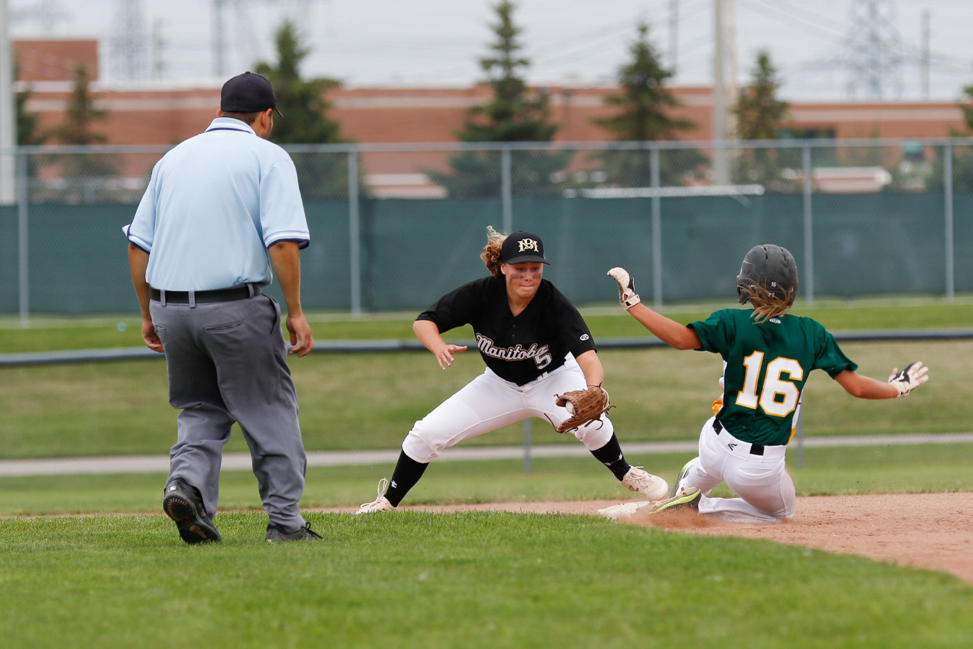 Baseball Canada Championships: Walk-offs, night games, and more highlight Day 2