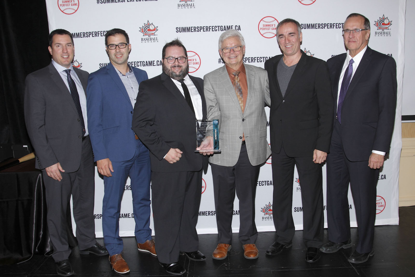 Baseball Canada hands out annual national awards