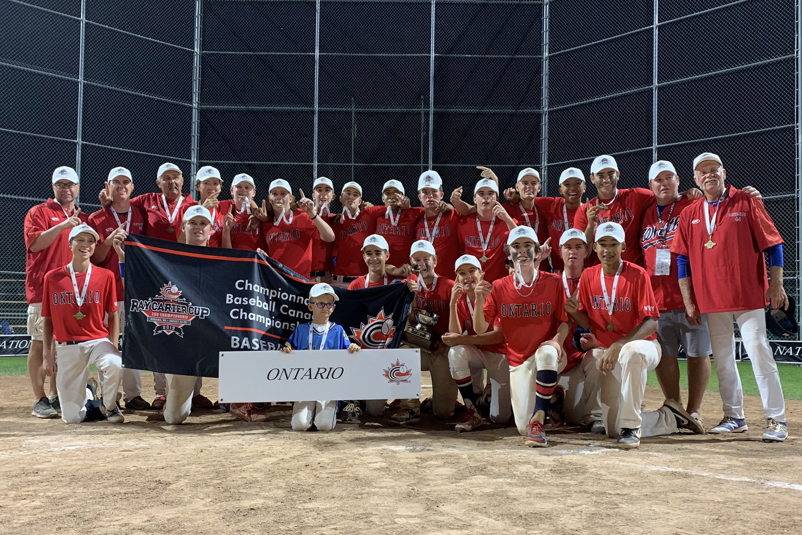 National Championships: Ontario, British Columbia, and Chatham Win Gold