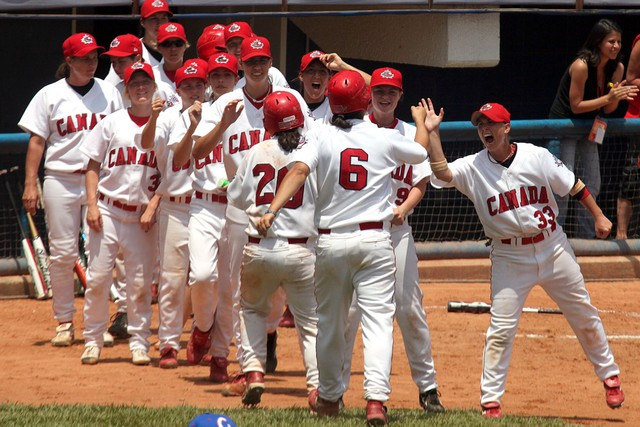 For Baseball Canada, August means - Play Ball!